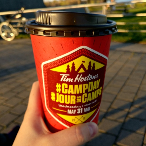 Tim Hortons Latte