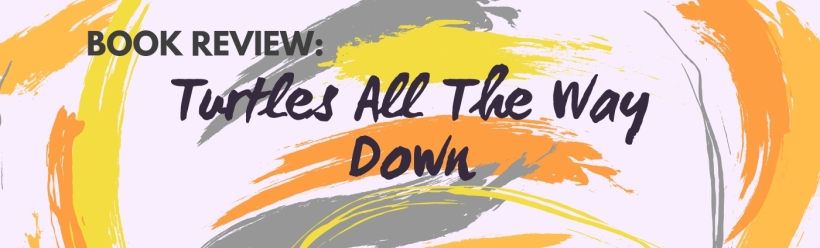 Turtles All The Way Down book review feature photo