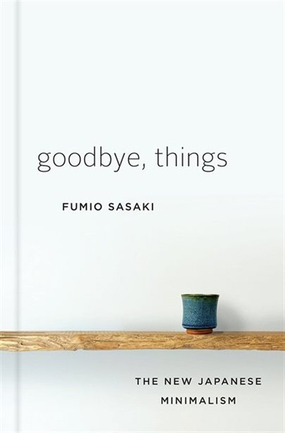 Goodbye, thing book cover